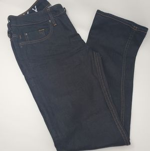 David Bitton Six-X Slim Straight Stretch Jeans